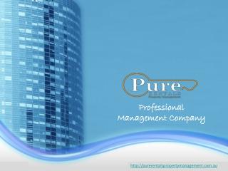 Professional Management Company