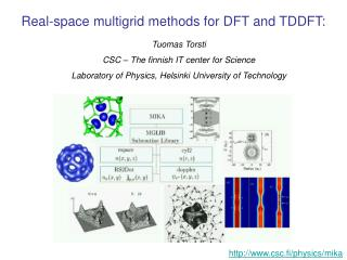 Real-space multigrid methods for DFT and TDDFT: