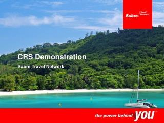 CRS Demonstration