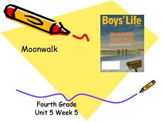 Fourth Grade Unit 5 Week 5