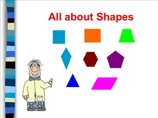 All about Shapes