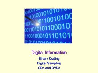 Digital Information