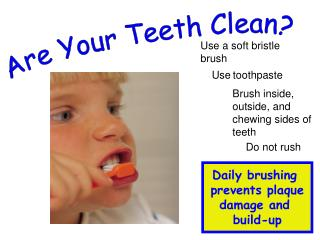 Are Your Teeth Clean