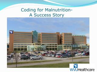Coding for Malnutrition- A Success Story