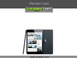 Stylish iPad Mini Cases by Wrappz.Com