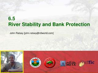 6.5  River Stability and Bank Protection