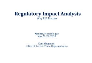 Capacity Plan for 2003-2009: Market Consultation