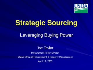 Leveraging Buying Power
