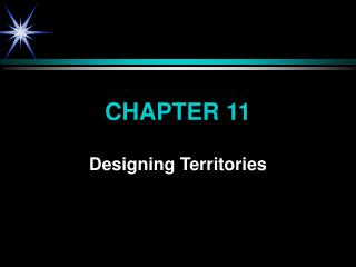 Designing Territories