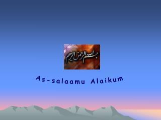 What Al-Quran is Not