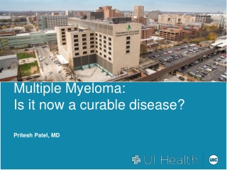 Bisphosphonates and Survival in Multiple Myeloma