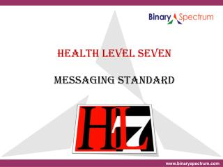 HL7 Message Integration