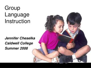 Group Language Instruction