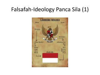 Falsafah-Ideology Panca Sila 1