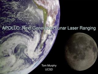 APOLLO: Next-Generation Lunar Laser Ranging