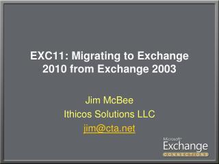 EXC11: