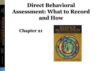Direct Behavioral Assessment: What to Record and How