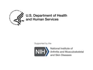 U.S. Department of Health  and Human Services       National Institutes of Health    National Institute of Arthritis and