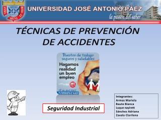 T CNICAS DE PREVENCI N  DE ACCIDENTES