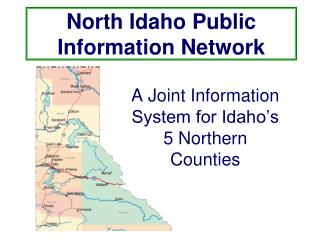 North Idaho Public Information Network