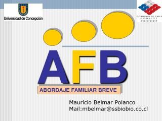 ABORDAJE FAMILIAR BREVE