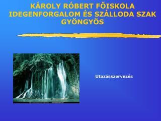 K ROLY R BERT FOISKOLA IDEGENFORGALOM  S SZ LLODA SZAK GY NGY S