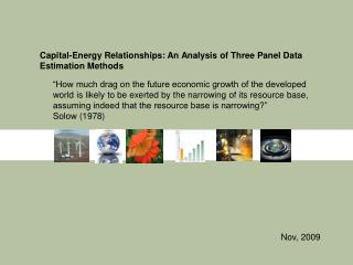 How much drag on the future economic growth of the developed world is likely to be exerted by the narrowing of its reso