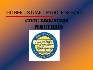GILBERT STUART MIDDLE SCHOOL