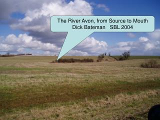 The River Avon   From Source to Mouth.