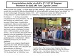 Congratulations to the Meade Co. ATC HVAC Program Winner of the 2002 ARI Time Capsule Contest