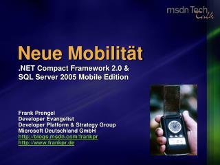 Neue Mobilit t