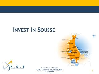 Invest In Sousse