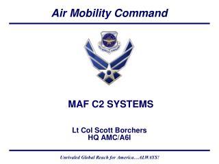 MAF C2 SYSTEMS