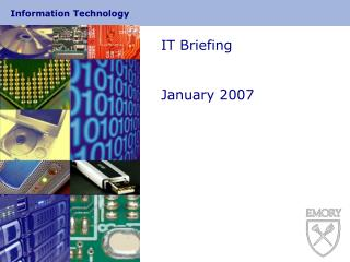 IT Briefing