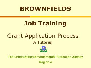 BROWNFIELDS  Job Training