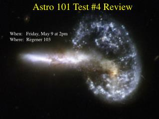 Astro 101 Test 4 Review