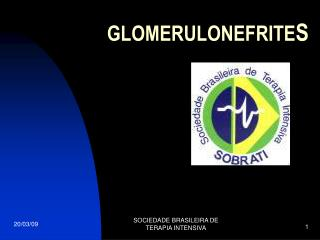 GLOMERULONEFRITES
