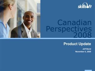 SkillSoft Product Update - SkillSoft Perspectives 2009