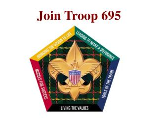 Join Troop 695
