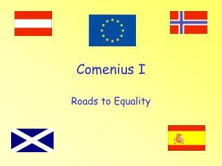 Comenius I