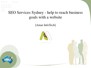 SEOServicesSydney-help to reach business goals with website