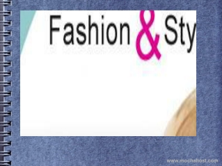 Fashion Trends Styles and Fashion Forecasters