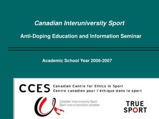 Canadian Interuniversity Sport