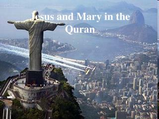 Jesus and Mary in the Quran