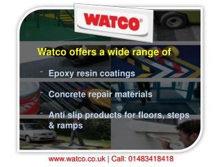 Watco UK