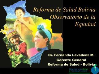 Reforma de Salud Bolivia Observatorio de la Equidad
