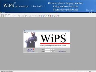 WiPS prezentacija