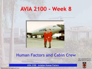 AVIA 2100 - Week 8