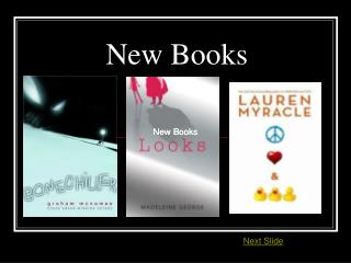 New Books