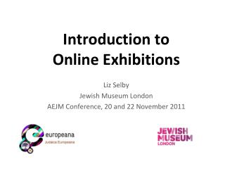 Introduction to  Online Exhibitions